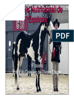 Manejo Nutricional de Equinos