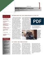 Newsletter 1.0