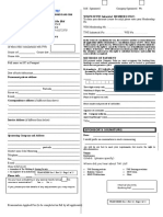 3. Enrollment Form Balikpapan