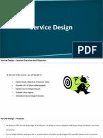 003 Service Design