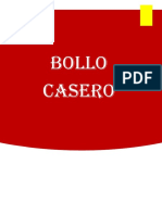 Bollo Casero