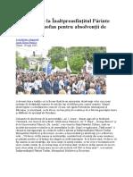 Trei urări de la Înaltpreasfinţitul Părinte Mitropolit Teofan pentru absolvenţii de facultate.docx