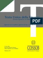 TU Finanza Dlgs58_1998
