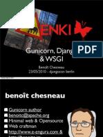 Gunicorn, Django & WSGI