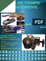 Linea de La Historia Del Automovil 1
