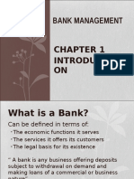CHAPTER 1-Bank Management Ppt