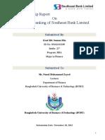 Internship Report on General Banking of SEBL