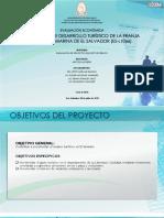 Evaluación de un Proyecto del Sector Público El Salvador