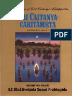 Sri Caitanya Caritamrita Madhya lila vol.6