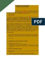 Terminos de Referencia Drtc - Hvca