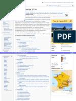 Https---es Wikipedia Org-wiki-Tour de Francia 2016#La Course by Le Tour de France