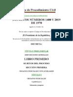 Código de Procedimiento Civil de Colombia