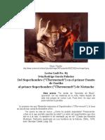 Lector Ludi No. 85 El Superhombre de Goethe a Nietzsche