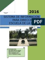 Proyecto Sistemas de Informacion
