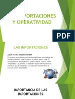 2 Las Importaciones y Operatividad
