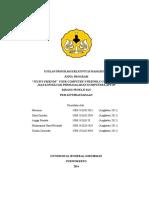 Soal Seleksi Telkom GPTP I