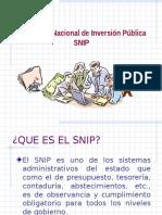 SNIP_INVERSION PUBLICA.ppt