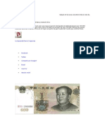 Nueva Inyección de Liquidez Del Banco Central Chino