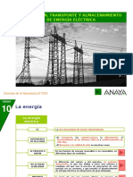 Produccion Transp Electrica