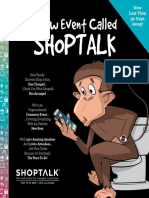 Shoptalk 2016 Brochure