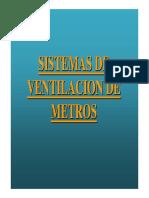 Ventilacion de Metropolitanos
