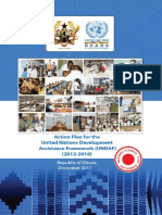 UNDAF Action Plan Ghana2012-2016_revised 09.2013