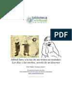 Alfred Jarry a La Luz de Los Textos No Teatrales-Vs Archipoética Del Realismo -María Sierra