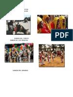 Danzas de Guate