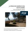 La Pesca de Cangrejo Azul con Palangre en el Lago de Maracaibo-Venezuela