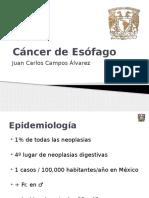 Cancerdeesofago Final 100302101055 Phpapp02