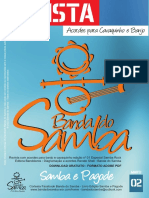 Revista Banda Do Samba Edição 02