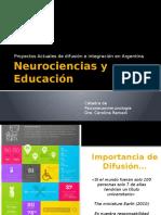 Neurociencias y Educación. Educando al cerebro Sin videos.pptx