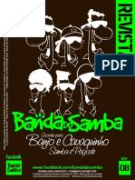 Revista Banda Do Samba Edição 08