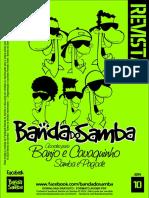 Revista Banda Do Samba Edição 10