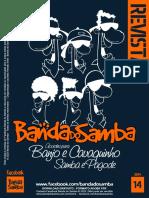 Revista Banda Do Samba Edição 14