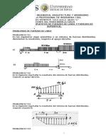 Problemas de Fuerzas de Linea y de Suprertficie 2015 II