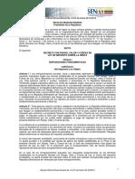 Gaceta Oficial Extraordinaria No. 6.210 de Fecha 30-12-2015