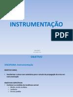 Aula 04 - Instrumentação 20150909
