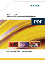 Interdisciplinary Approach to Multisensory Work