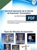 Frc.diapositivas. Valvulas de Expansion