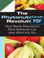 The Phytonutrient Revolution