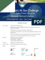 Dem ALLSTAR Challenge Program