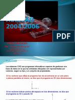 Introducción a AutoCAD