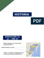 Barcelona urbanismo