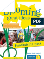 Marie Curie Blooming Great Ideas Pack 2010