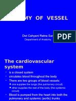 Anatomy of Blood Vessel and Lymphatics