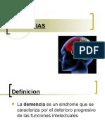 Demencias enfoque practico