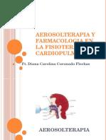 Farmacología y Aerosolterapia