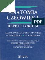 [OCR] Aleksandrowicz R. Ciszek B. Krasucki K. - Anatomia Człowieka. Repetytorium