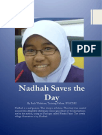 Nadhah Saves the Day
